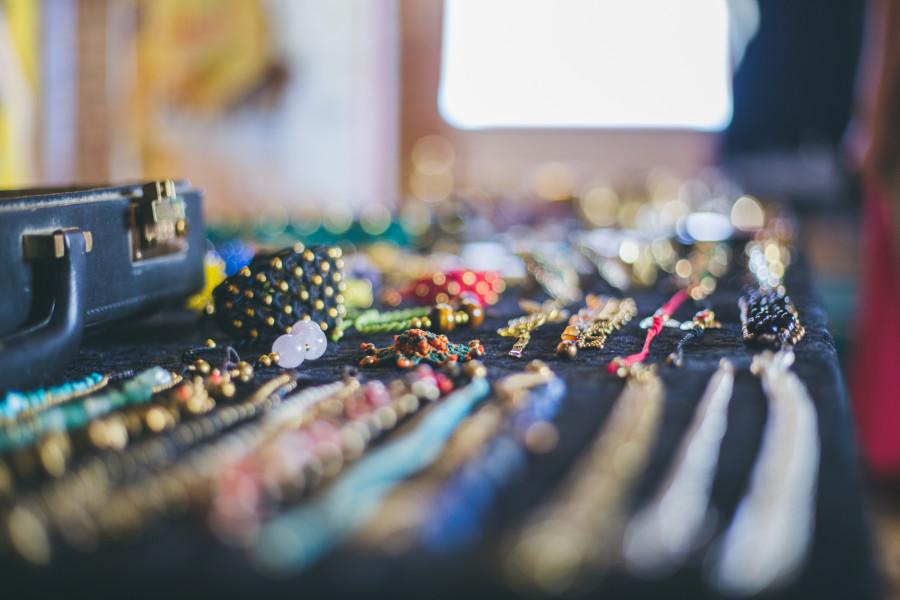 Bijoux créations faits main à Strasbourg