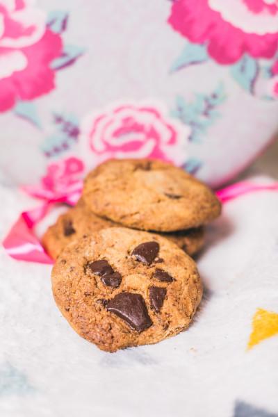 recette cookies sans gluten