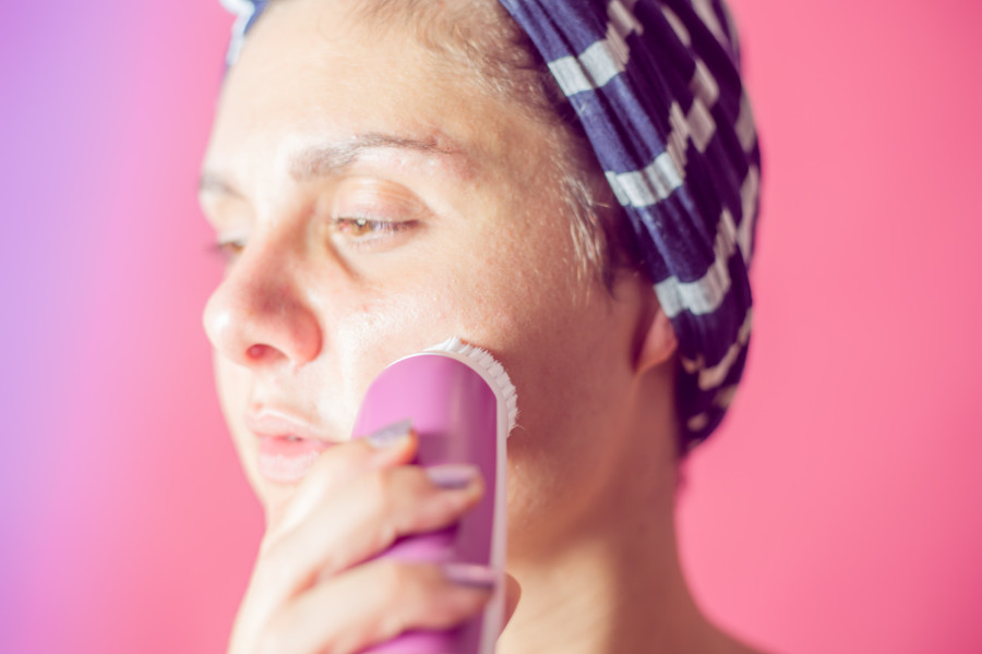 avis brosse nettoyante visage