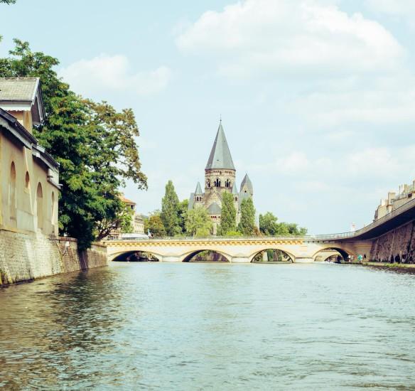 Carnet d'adresse pour un week-end à Metz