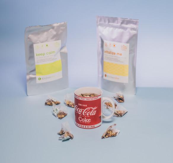Des thés detox pour se remettre des fêtes, par Kitchen Diet