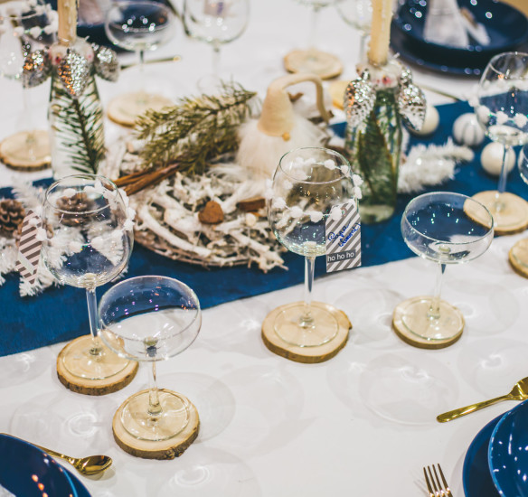Ma table de fête