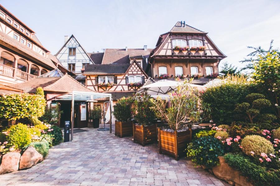 L'Hôtel du Parc d'Obernai
