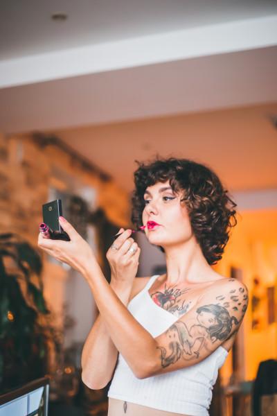 Maquillage et produits de beauté éco-responsables