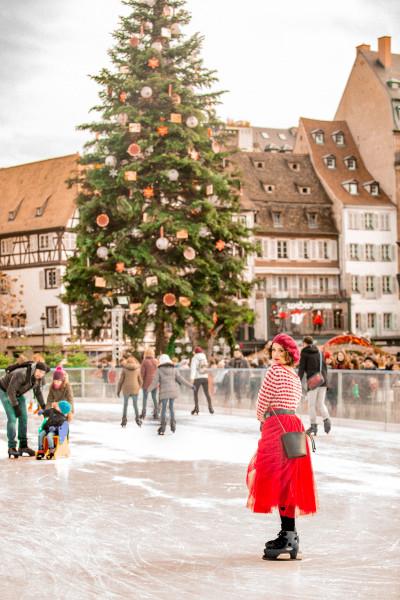Un Noël romantique à Strasbourg