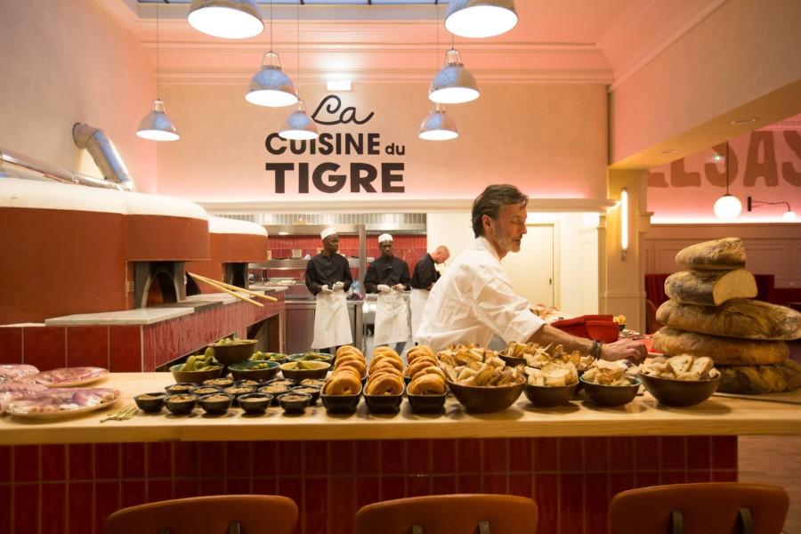 Brasserie Tigre Bock Strasbourg