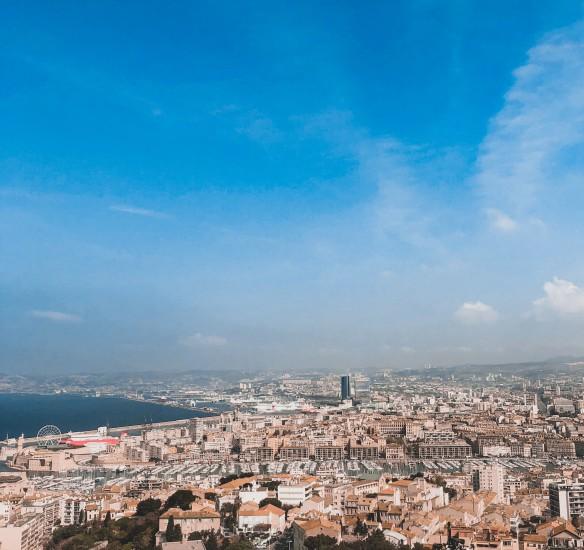 City guide :  un week-end à Marseille