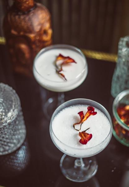 La recette de gin fizz parfait de Monsieur