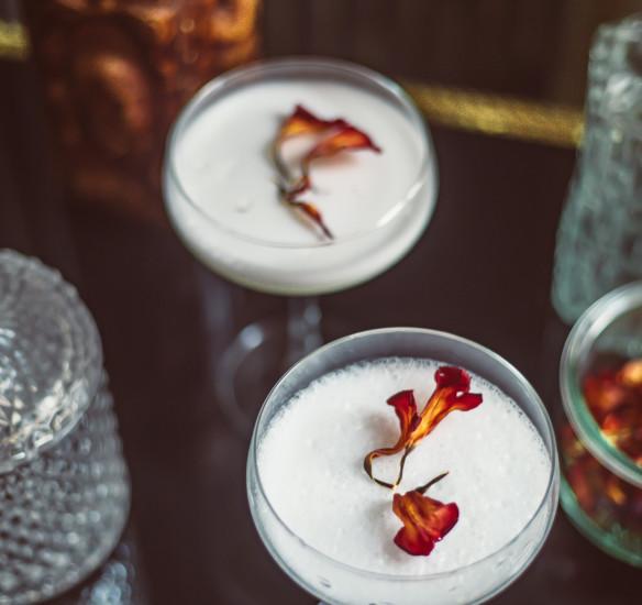 Le gin fizz de Monsieur