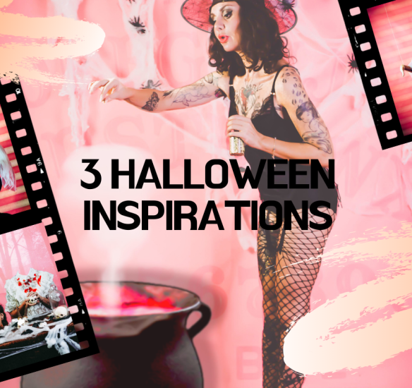 Mes shooting d'inspi spécial  » This is Halloween »