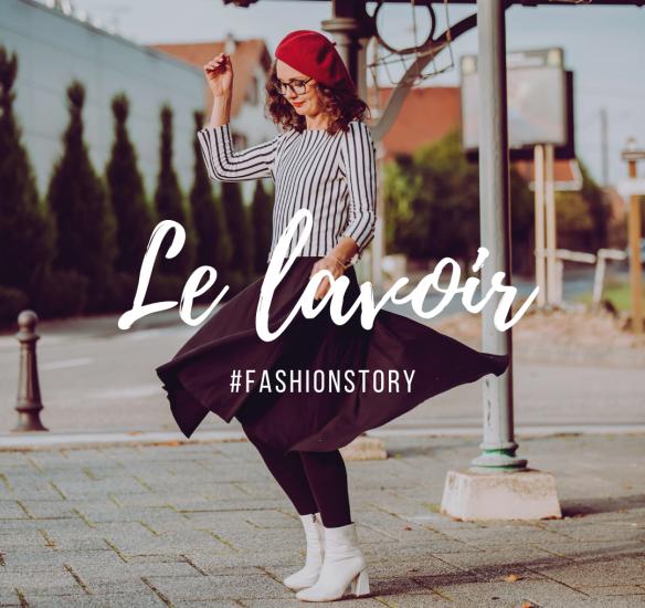 Fashion story : le lavoir et la vraie histoire de la marinière