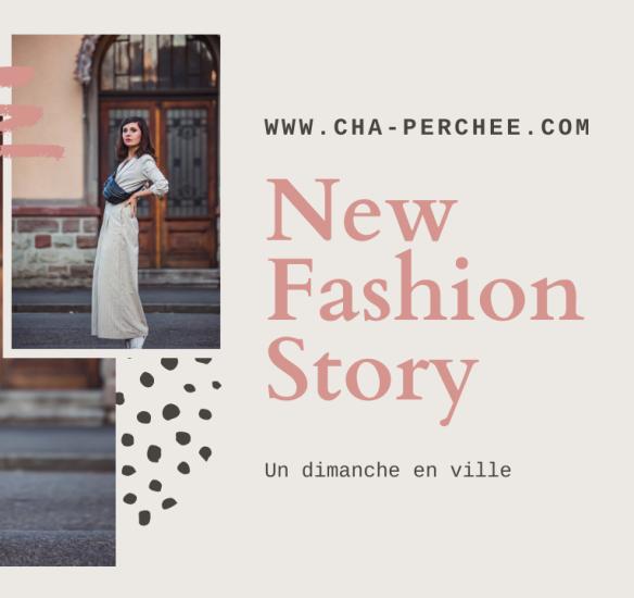 Fashion story : le palazzo