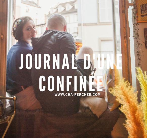 Journal de confinement : semaine #1